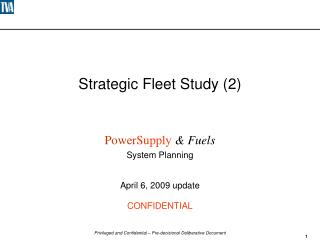 Strategic Fleet Study (2)