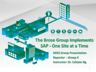 The Brose Group Implements SAP - One Site at a Time