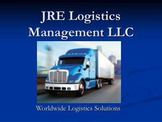 JRE Logistics Management LLC