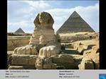 Title:  The Great Sphinx, Giza, Egypt Artist:  n