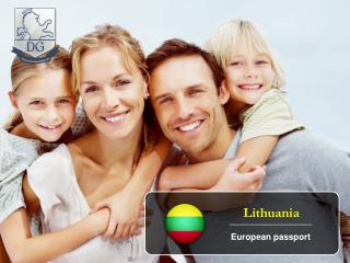 Lithuanian residence permit