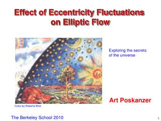 Effect of Eccentricity Fluctuations on Elliptic Flow