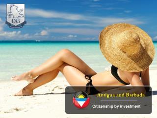 Antigua and Barbuda second passport