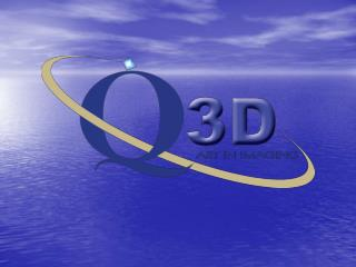 The Q3D Regimented Filming Protocol Outline