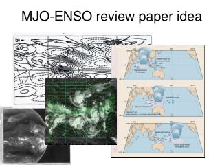 MJO-ENSO review paper idea