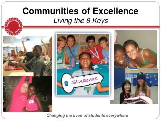 Communities of Excellence