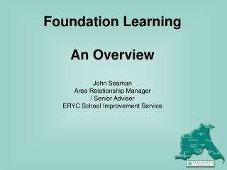 Why do we need Foundation Learning?