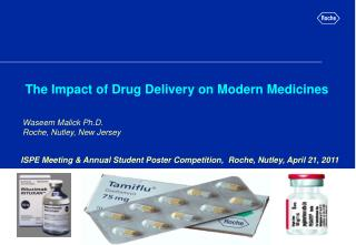 The Impact of Drug Delivery on Modern Medicines