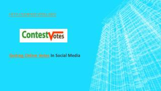 Buy Facebook Contest Votes
