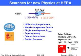 Searches for new Physics at HERA