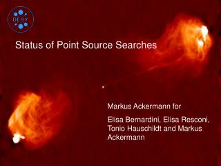 Status of Point Source Searches