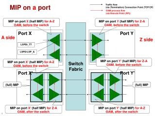 MIP on  a  port