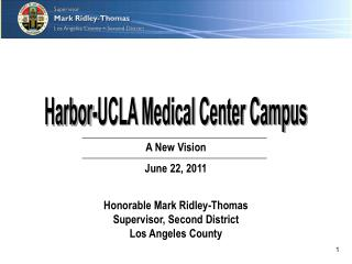 Harbor-UCLA Medical Center Campus