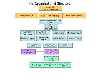 FIS Organizational Structure
