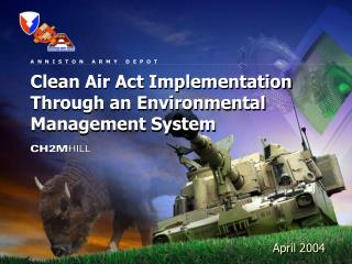 Clean Air Act Implementation Through an Environmental Management System