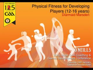 Physical Fitness for Developing Players 12-16 years