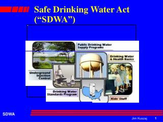 "Safe Drinking Water Act (""SDWA"")"