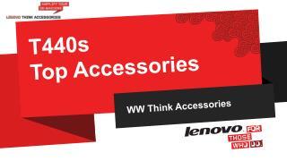 T440s   Top Accessories
