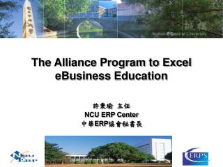 The Alliance Program to Excel  eBusiness Education