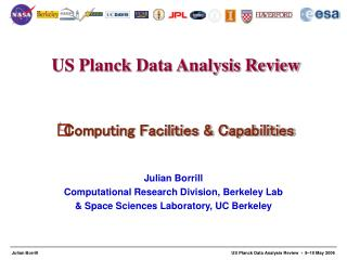 Computing Facilities & Capabilities