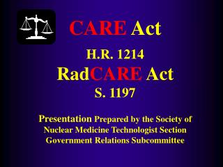 What is  CARE & Rad CARE ?