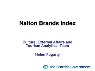 Nation Brands Index