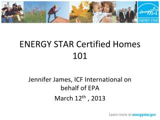 ENERGY STAR Certified Homes 101