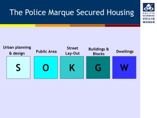 The Police Marque Secured Housing