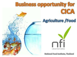 Business opportunity for  CICA