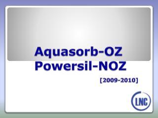 Aquasorb OZ