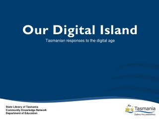 Our Digital Island