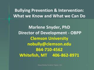Why is it important to  address bullying in schools?