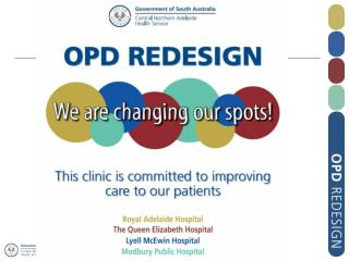 Improving Specialist Outpatient Services