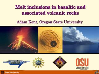 Melt inclusions in basaltic and associated volcanic rocks