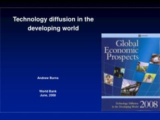 Technology diffusion in the developing world