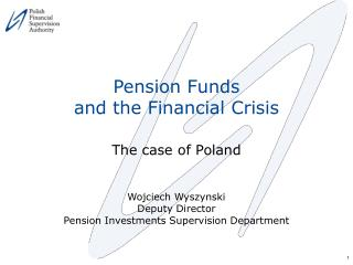 M ain  F eatures of the Polish Pension System: