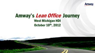 West Michigan HDI October 10 th , 2012
