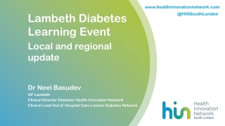 Diabetes Group  Self-Assessment Session