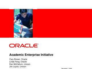 Academic Enterprise Initiative
