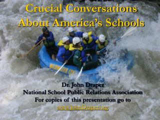 Crucial Conversations About America's Schools