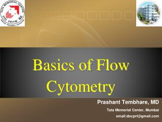Basics of Flow Cytometry