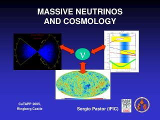MASSIVE NEUTRINOS  AND COSMOLOGY