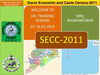 Socio Economic and Caste Census-2011