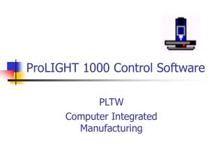 ProLIGHT 1000 Control Software