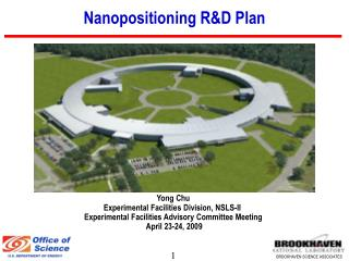 Nanopositioning R&D Plan
