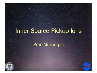 Inner Source Pickup Ions
