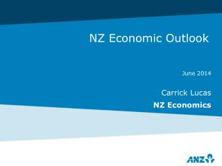 NZ Economic Outlook