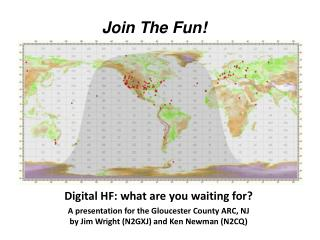 Digital HF: what are you waiting for?