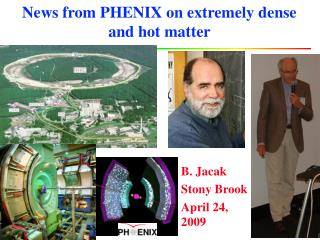 News from PHENIX on extremely dense and hot matter