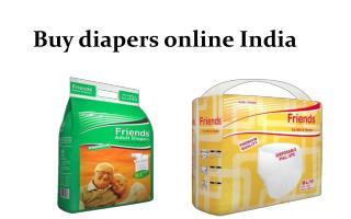 Buy diapers online India